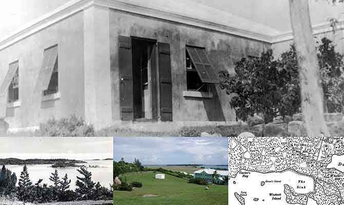 Bermuda historical stories