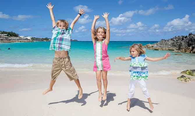 Family Fun in Bermuda