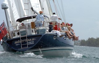 Oyster Point Yacht Charters