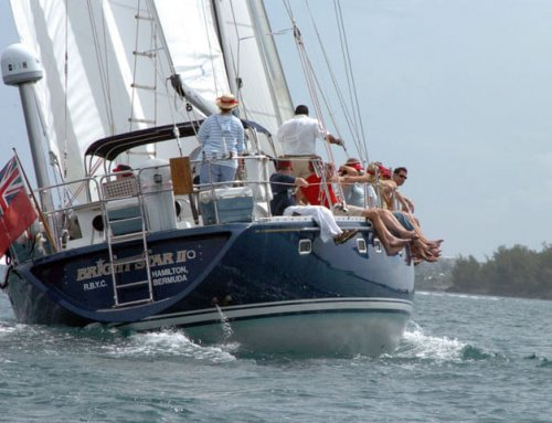 Oyster Point Yacht Charters, Bright Star II