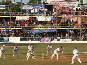 Cupmatch in Bermuda