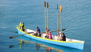 Historical Rowing Tour