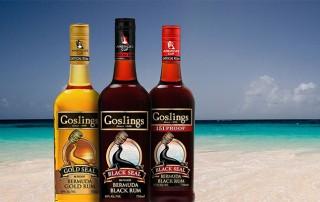 Goslings Rum Bermuda