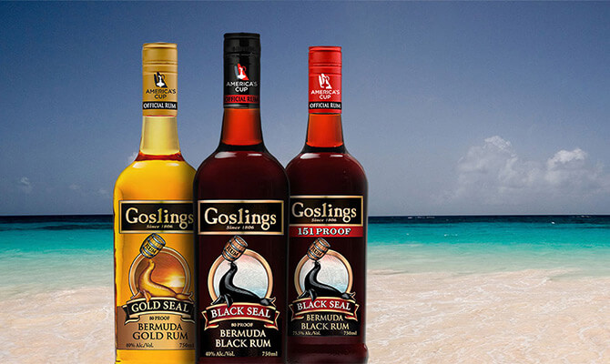 Gosling's Rum Bermuda