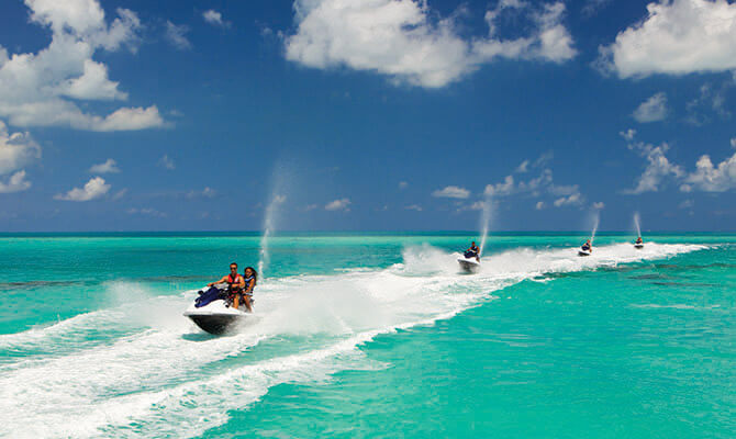 Bermuda Jet Ski Tour