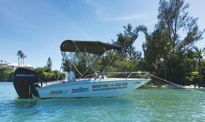 K.S. Watersports Boat Rentals