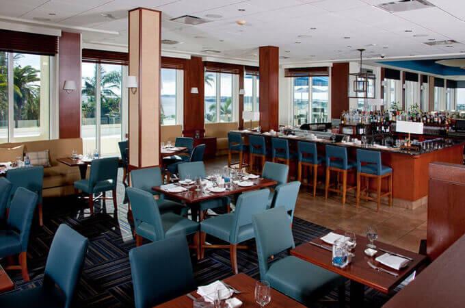 Blu Bar & Grill Bermuda
