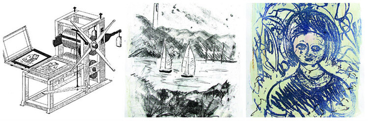 Do you know… That Alfred Birdsey was also a lithographer?
