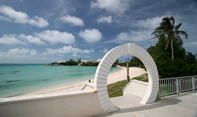 Febryary in Bermuda