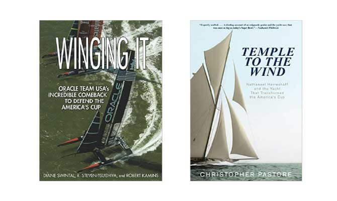 America's Cup Book Reviews