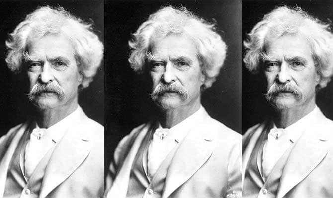 150 years of Mark Twain and Bermuda