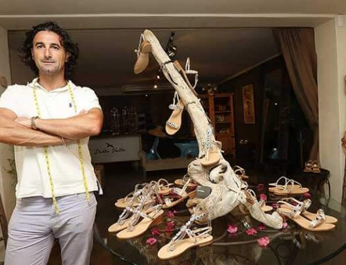 Viva Della Valle! Handmade Sandals in Bermuda