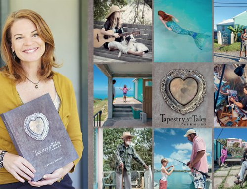 Tapestry of Tales – Bermuda by Amanda Temple