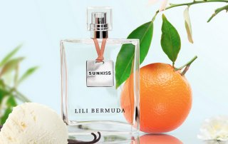 Sun Kiss by Lili Bermuda