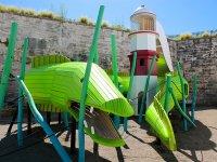 interactive children's exhibit
