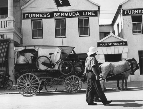 Do You Know about getting around in Bermuda: From Horse-and-Carriages to Automobiles and Trucks?