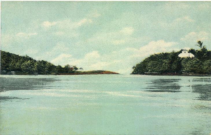 Bermuda in Restrospect: Then & Now