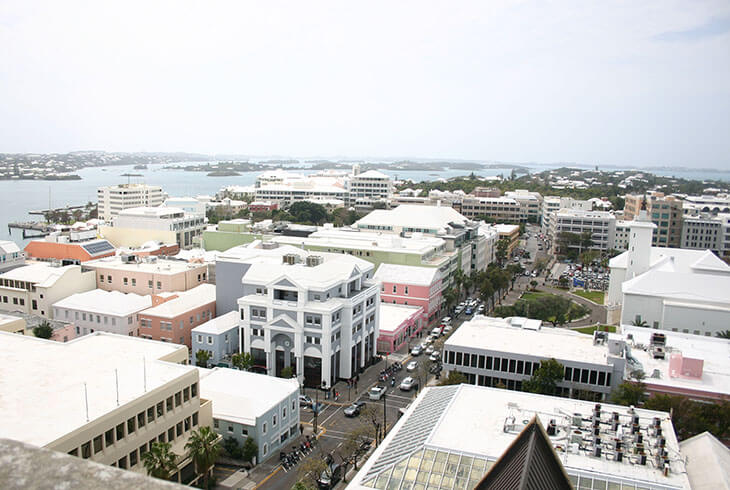 Bermuda in Retrospect: Then & Now