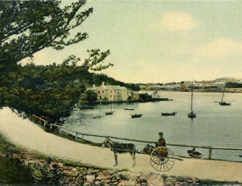 Bermuda in Retrospect: Then & Now