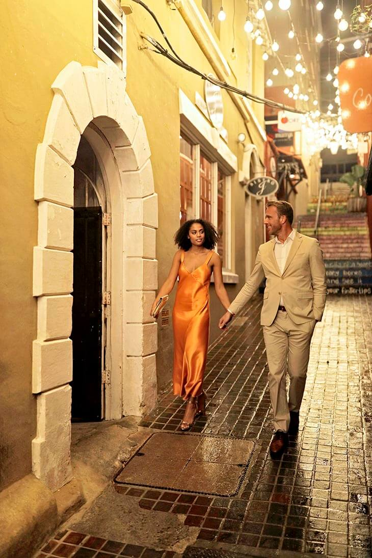 Valentine's Day Date Night in Bermuda