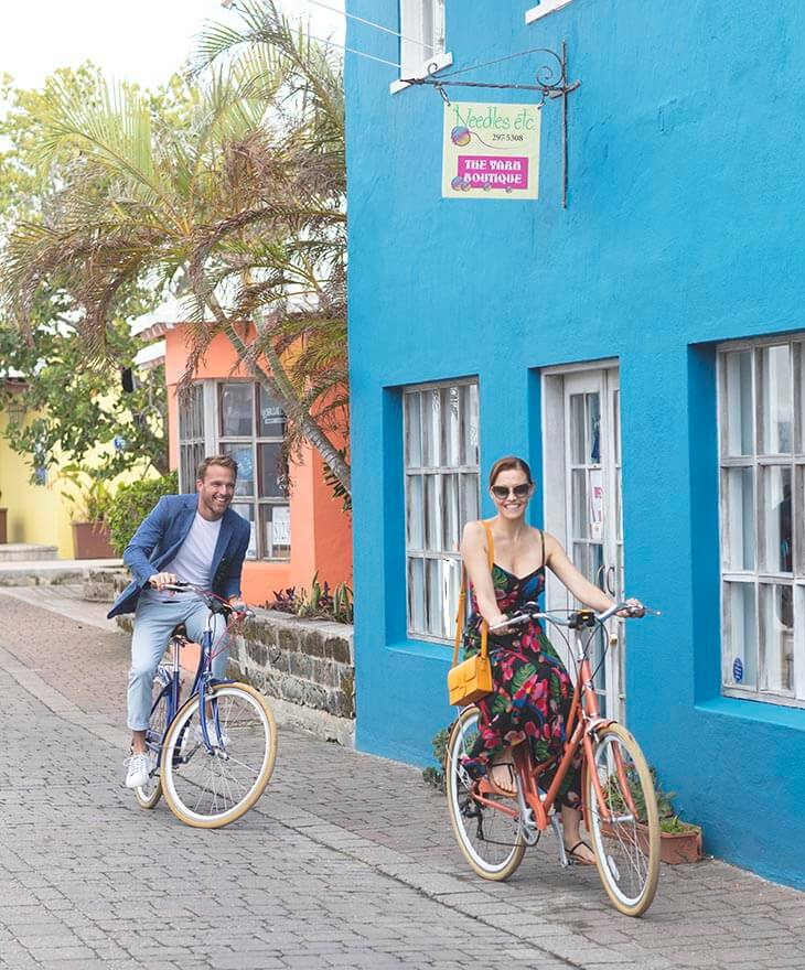 10 ways to enjoy springtime in Bermuda