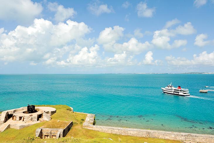 Offshore Adventures in Bermuda