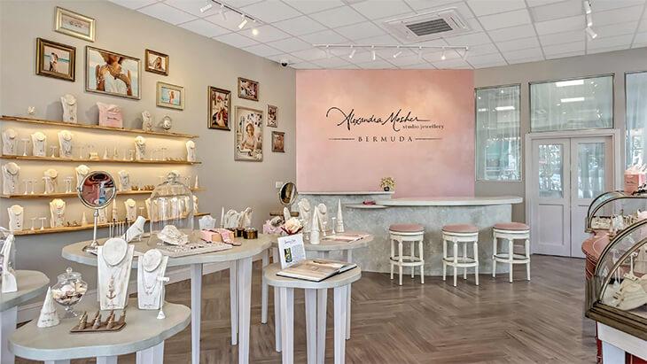 Inspired by Bermuda's Beauty... Alexandra Mosher Studio Jewellery