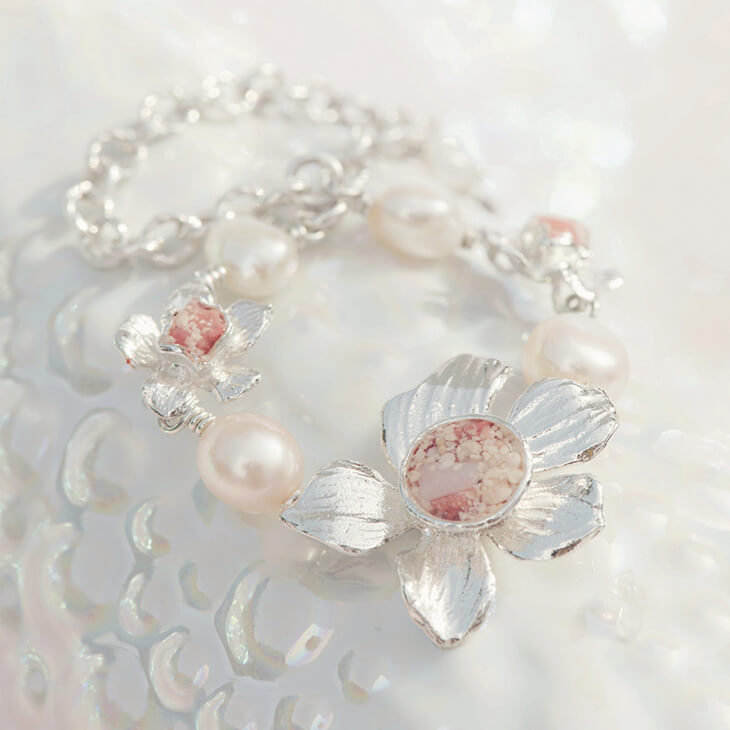 Inspired by Bermuda's Beauty - Alexandra Mosher Studio Jewellery