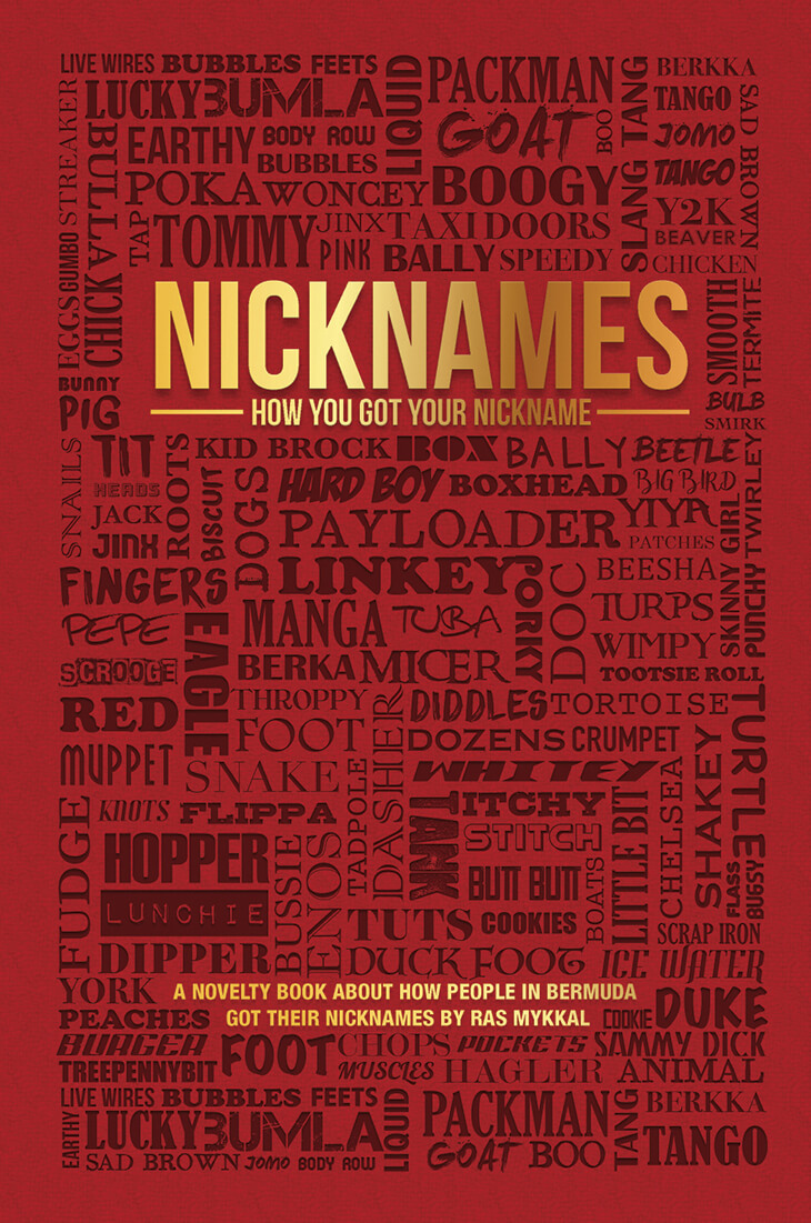 The Bookmart Review - New Release 'Nicknames' by Raas Myykal