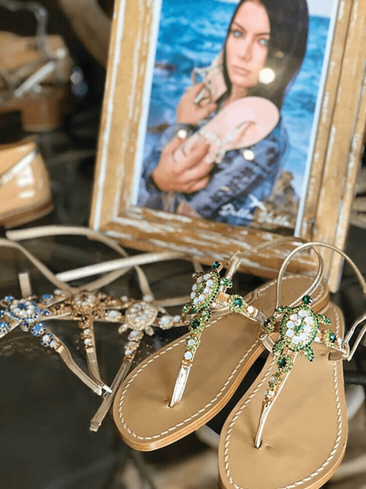 Della Valle Handmade Sandals