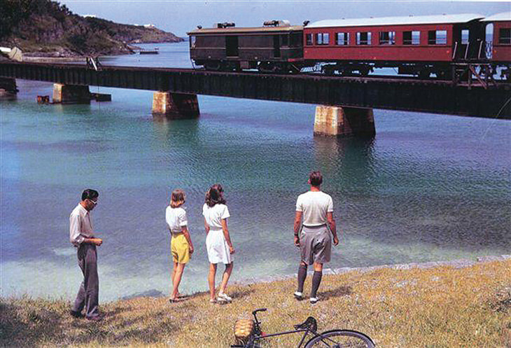 Do You Know, That per mile The Bermuda Railway was the most expensive railway ever built?