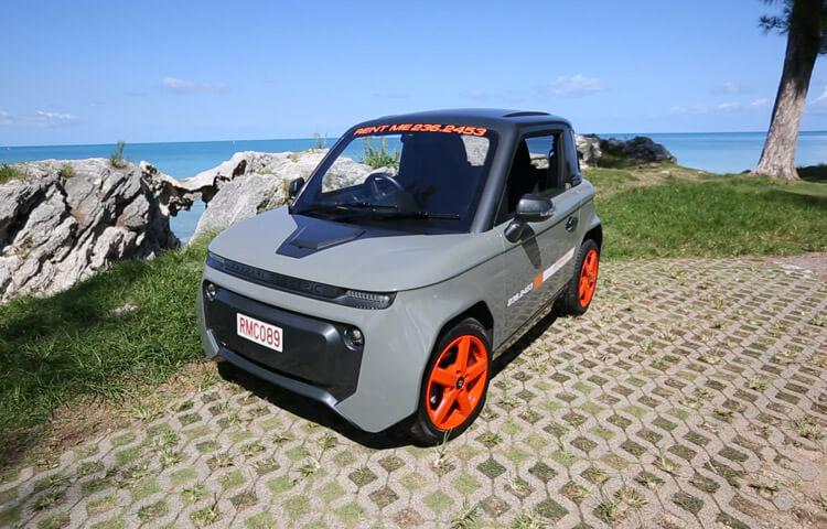 Bermuda Car Rental >> Bermuda Rental Car