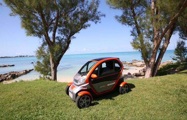 Electric Car Rental >> Electric Car Rental Bermuda