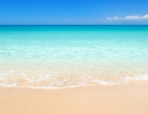 On Any given day… Find a Bermuda Beach and claim it as your own…