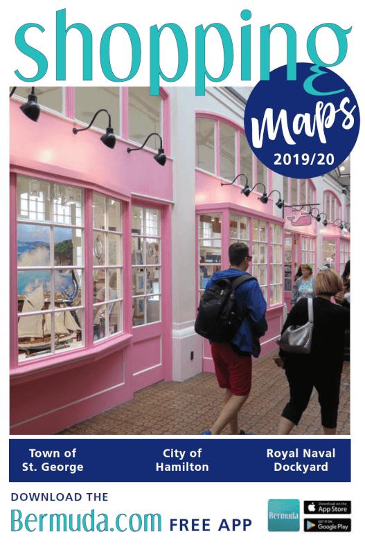 Bermuda.com Shopping Map 2019